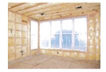 ②外壁の断熱改修