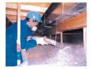 ②屋根・天井の断熱改修2