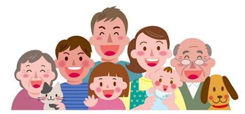 家族とペット4
